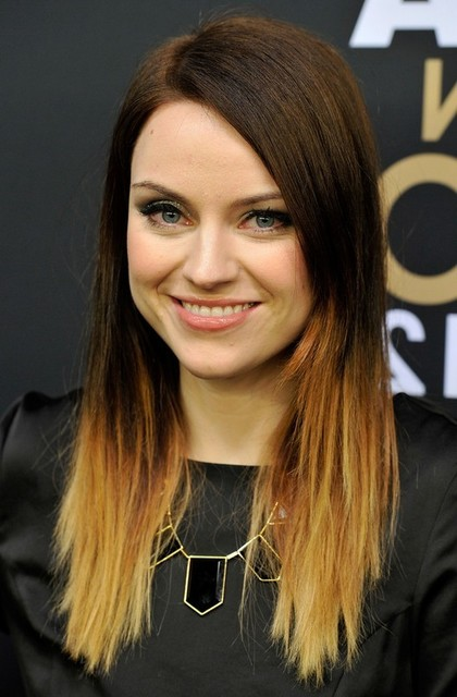 1429775529 amy macdonald trendy dip dye ombre hair