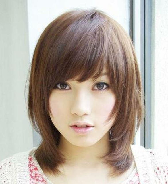 1430204590 2014 hair trends medium length asian shoulder length hairstyles asian medium hairstyles womens mens pictures