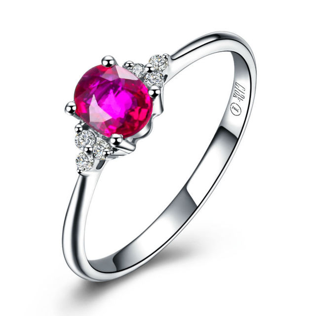 1430390569 2014 0 45ct women s day gvbori 18k gold diamond ring natural ruby ring for women