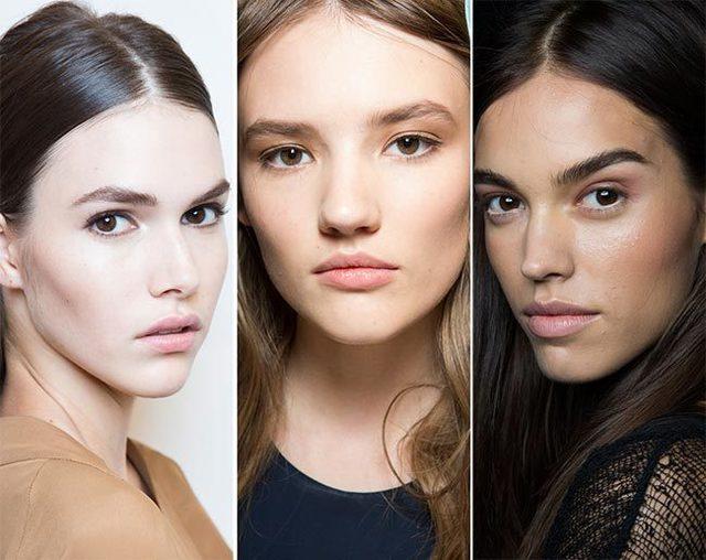 1430561082 spring summer 2015 makeup trends natural no makeup look1
