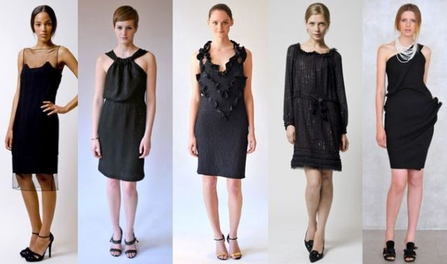 1431107377 casual black dress outfit ideasvalentines day outfit ideas   all4women fashion mwtnxed9