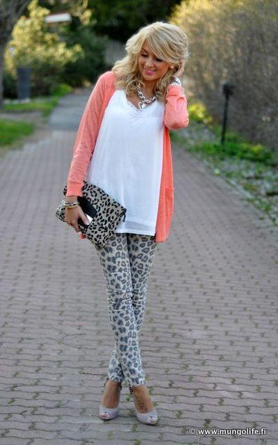 1431423832 leopard leggingsw ith cardigan