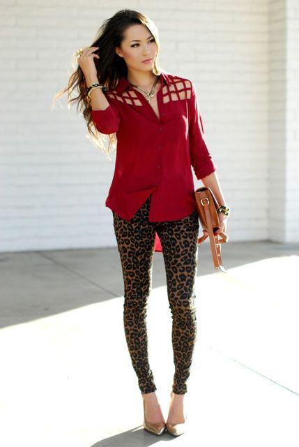 1431423944 red top leopard print leggings