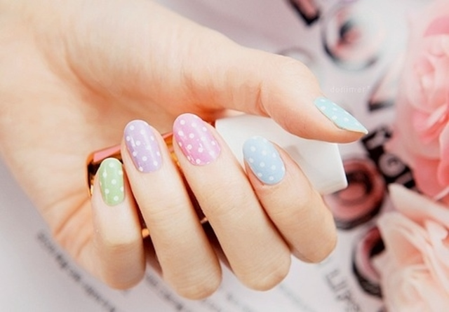 1431668471 33 pastel nail ideas spring  large msg 136390952569