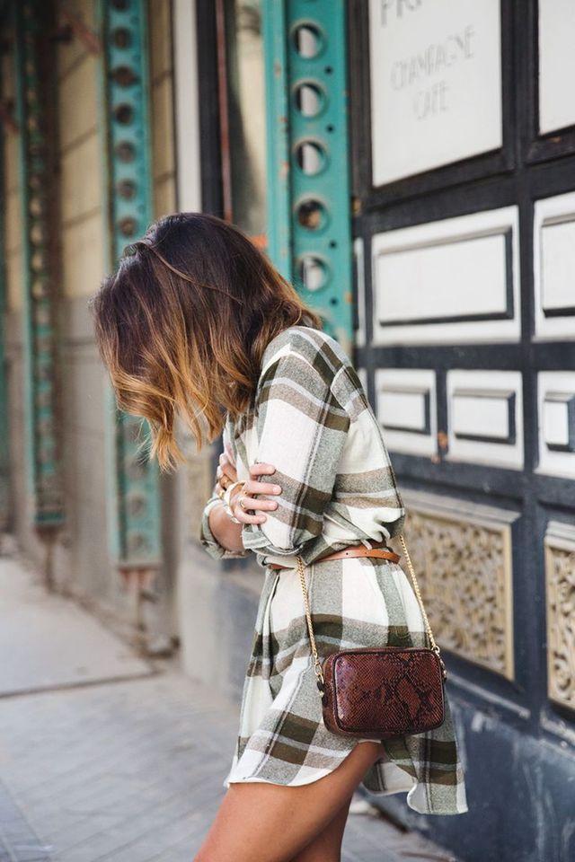 1433516257 checkered shirt dress