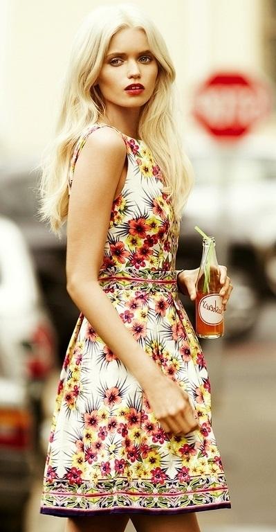 1433751524 112487 floral print summer dress
