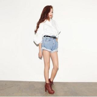 กางเกงขาสั้นเอวสูง…แฟชั่นที่สาววัยใสไม่ควรพลาด