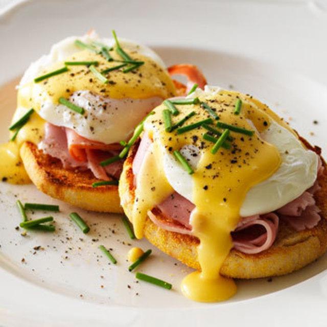 เมนูอาหารเช้าแบบง่ายๆ : 'Egg benedict'
