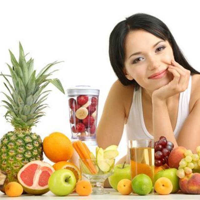 ผิวสวยด้วยวิตามินซีจากผลไม้