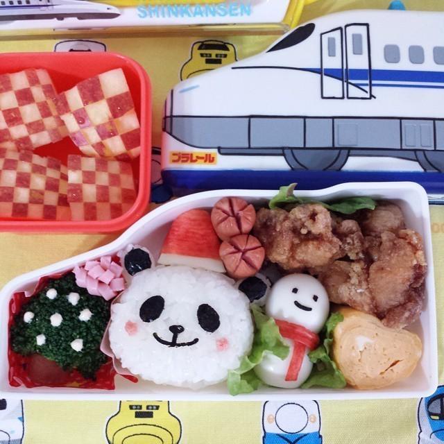 รวม ไอเดีย 'ข้าวกล่อง' น่ารัก สไตล์ ญี่ปุ่น ♥