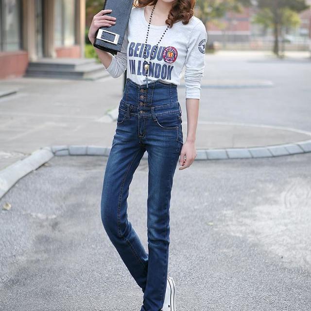 กางเกงเอวสูง เทรนด์ฮิตมาแรงสำหรับสาววัยใส
