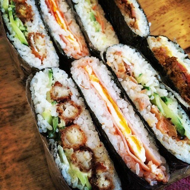 """"""" โอนิกิราซึ """" ของกินสุดฮอตของชาวญี่ปุ่น!!!"""