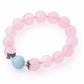 Icon 1428578765 12mm round rose quartz and font b aquamarine b font stretch bangle font b bracelet b