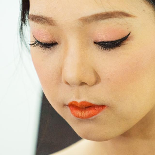 Asian Makeup Look 2 แต่งหน้าให้เป็นสาวจีน