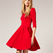 Icon 1433605120 casual red dresses for salesale charming dress s fashion dress one piece     wholesale free zhtoisij