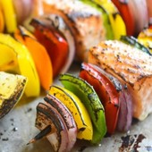 Icon 1433836997 rainbow salmon skewers 7